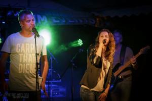 Midsummer Nightfair Baarle, Bons op het podium van JM events.