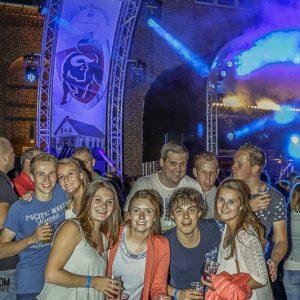 Midsummer Nightfair Baarle 2015
