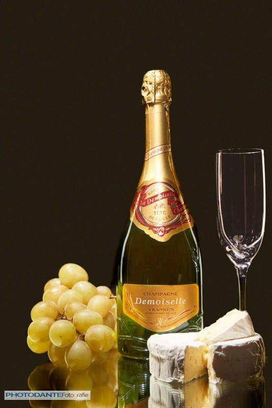 Champagne Demoiselle Vranken