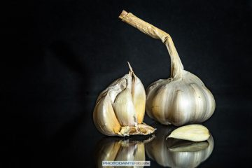 A nickel will get you on the subway, but garlic will get you a seat.