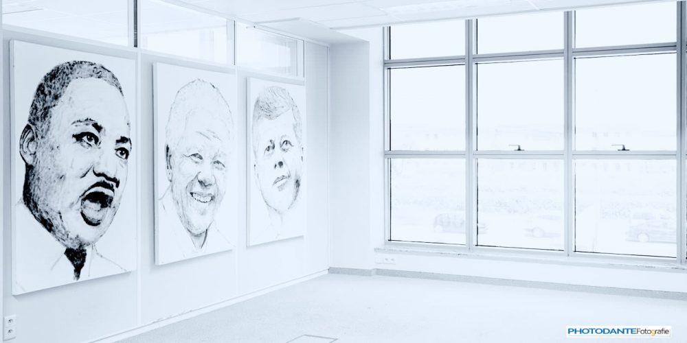 schilderijen, turnhout, zwart, wit